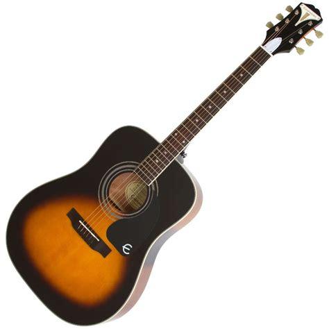 Gitar Epiphone Sg Sunbrus epiphone pro 1 plus acoustic guitar for beginners