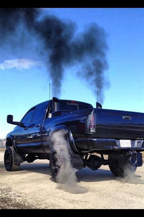 cummins truck rollin coal stacks rolling coal trucks trucks trucks