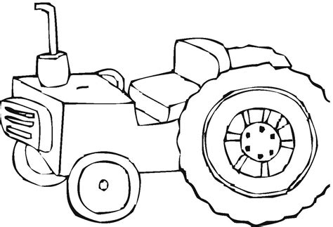 Coloring Pages Of Tractors tractor coloring pages coloring pages to print