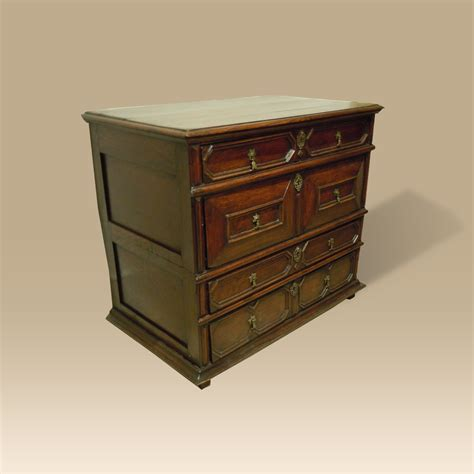 Chests Of Drawers Uk by A 17th Century Oak And Walnut Chest Of Drawers