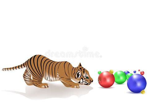 new year for cubs new year tiger cub stock photo image 11900210