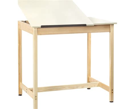 Split Drafting Table Diversified Woodcrafts Split Top Drawing Table System Tiger Supplies
