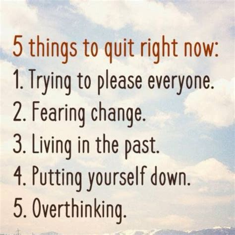 7 Things Thats Right Now catrina on quot 5 things to quit right now https t
