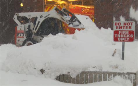 Bismarck Records Bismarck Dakota On Track For Record Snowfall In 2016 Cbs News