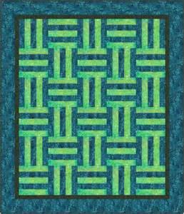 Easy split rail fence quilt pattern quilt ideas pinterest