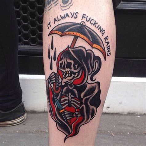 grim reaper traditional tattoo 33 best traditional knife images on