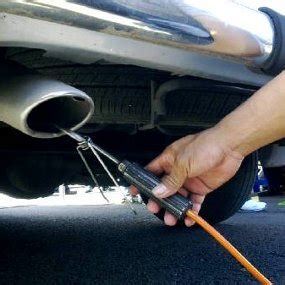 Alat Ukur Emisi Gas Buang ayo uji emisi gas buang kendaraan anda catatan kuliah jie