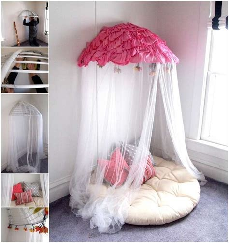 l create an adorable room for your little girl with 10 super cute diy ideas for your little girls room