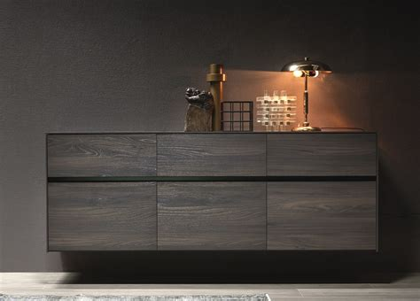 Wall Mounted Sideboard line wall mounted sideboard contemporary sideboards