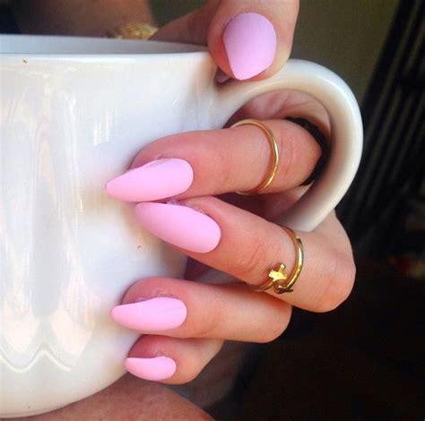 imagenes de uñas acrilicas rositas 47 mejores im 225 genes sobre u 241 as rosa pink nails en