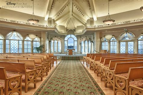 New Stained Glass Windows at Disney?s Wedding Pavilion