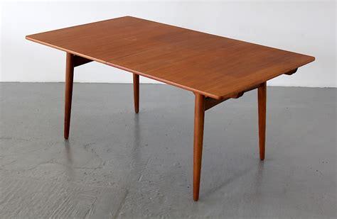 Wegner Dining Table Hans J Wegner Dining Table Mod At 310 Adore Modern