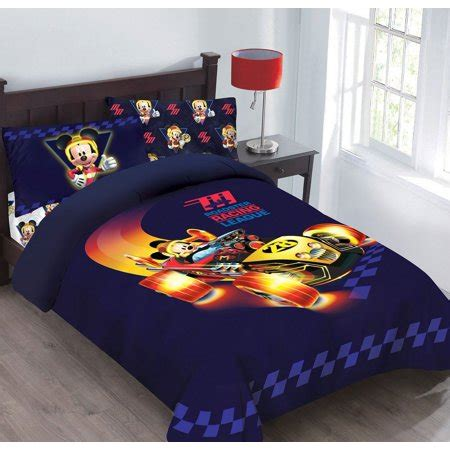 Mickey Mouse Bed In A Bag by Mickey Mouse Disney Bed In A Bag Comforter Set W