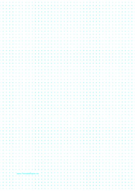 printable graph paper a4 5mm printable dot paper with 5mm spacing on a4 sized paper