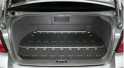 volvo     weather luggage compartment cargo mat oe oem  ebay
