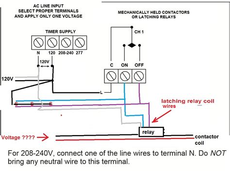 heating contactor wiring diagram ac wiring diagram for