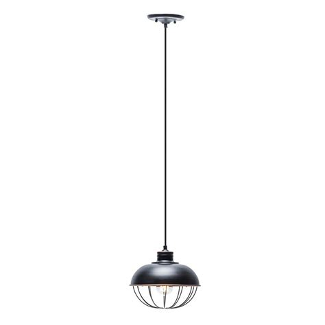 home depot hanging light cord globe electric 1 light oil rubbed bronze vintage hanging