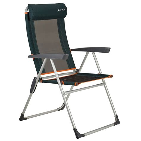 siege intersport fauteuil cing r 233 glable vert decathlon