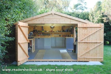 Workshops And Sheds by The Or Of All Sheds The Workshop Shed