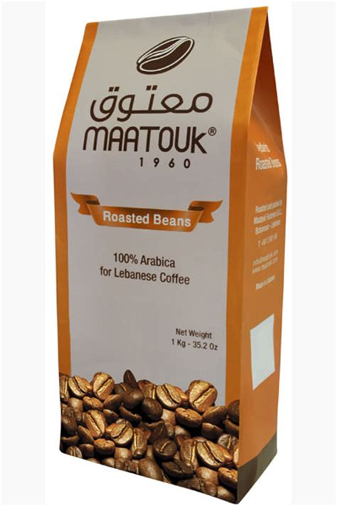 Lebanese Coffee, Product line