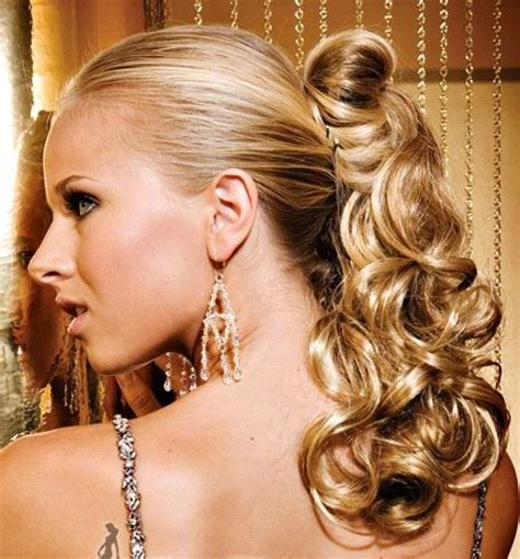 13 stunning ponytail hairstyles for curly hair pretty ponytail hairstyles beautiful hairstyles
