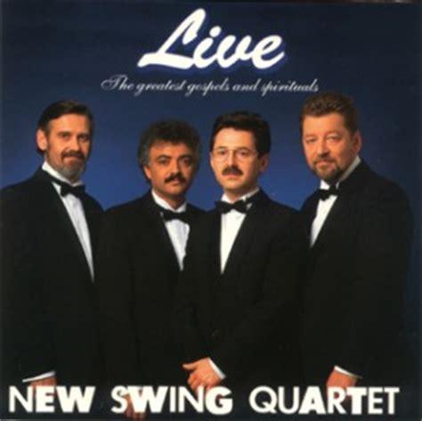 new swing new swing quartet live 1995 oto pestner uradna