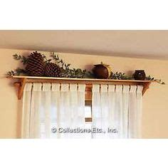 window shelf with curtain rod 1000 images about window shelves on pinterest shelf