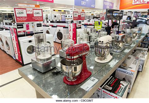 kitchen appliances store kitchen appliances electrical stock photos kitchen
