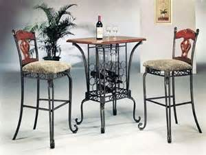 Dining Room Table With Wine Rack Casual Dining Room Sets 3 Bar Table Set With Wine