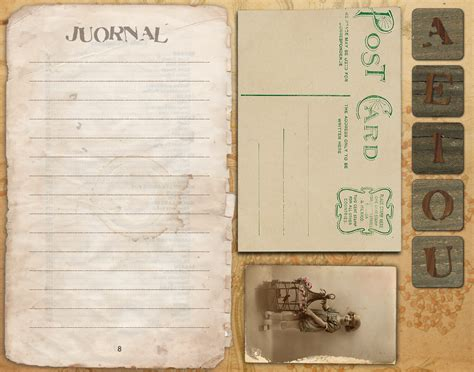 Free Card Papers - print cut paste craft 187 archive 187 artistic journal