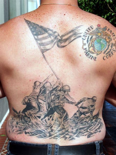 semper fi tattoo seacoast marines somalia page