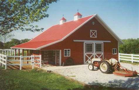 cool barn ideas american barns for your horses images frompo