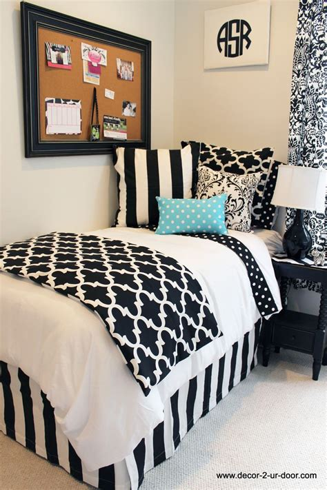 college room bedding 1000 ideas about bed skirts on monogram room walls and dust ruffle