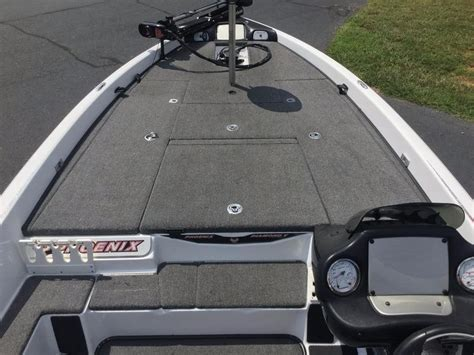 phoenix bass boat livewell 2011 used phoenix bass boats 721 proxp bass boat for sale