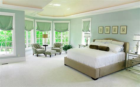Calming Paint Colors For Bedrooms | make your home feel good with color psychology