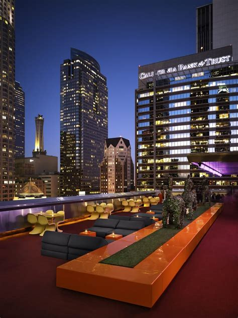 the standard roof top bar the rooftop at the standard downtown la 466 photos