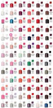 25 best ideas about essie nail polish colors on pinterest