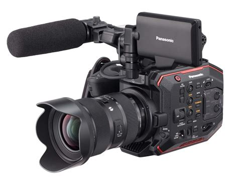blogger video camera new panasonic eva1 could be the ultimate indie cinema camera