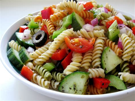 Greek Pasta Salad greek pasta salad garden of eden gourmet market