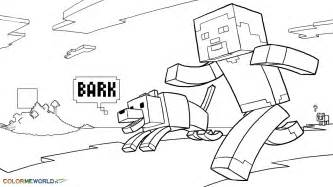 coloring pages of minecraft free coloring pages of minecraft lego