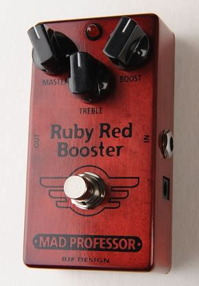 Booster X By Mad Prof mad professor ruby booster pcb
