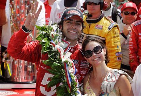 Judds Husband Wins Indianapolis 500 by Judd S Husband Dario Franchitti Wins Indy 500