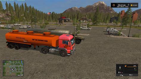 Gas Ls by Fuel Tank Mod For Farming Simulator 2017 Gas
