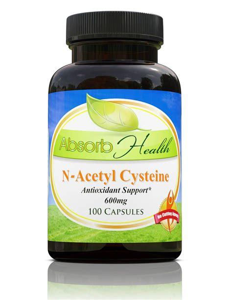 supplement nac n acetyl cysteine nac 2avender essential