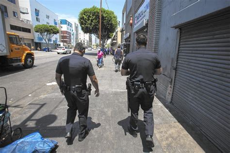Lapd Records Lapd Deployed Ghost Cars To Meet Staffing Standards Report Finds Hoy