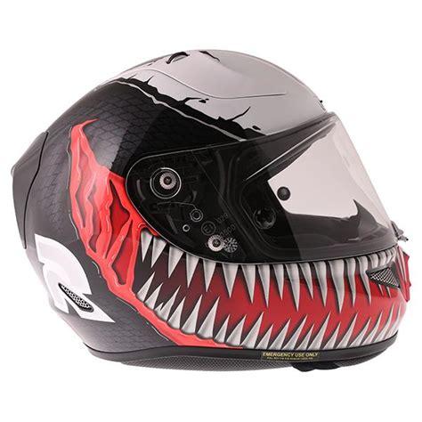 Helm Hjc Venom hjc rpha 11 venom marvel helmet motorcycle motorbike race racing j s ebay