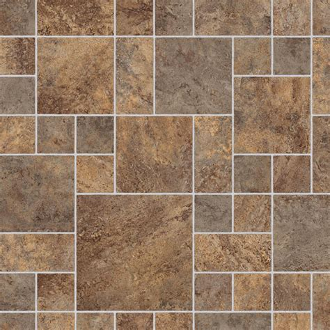 names for vinyl flooring trafficmaster sandblast brown 13 2 ft wide x your choice length residential vinyl sheet
