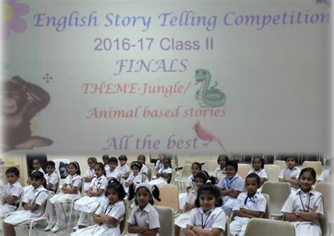 themes for story telling competition indian school sohar