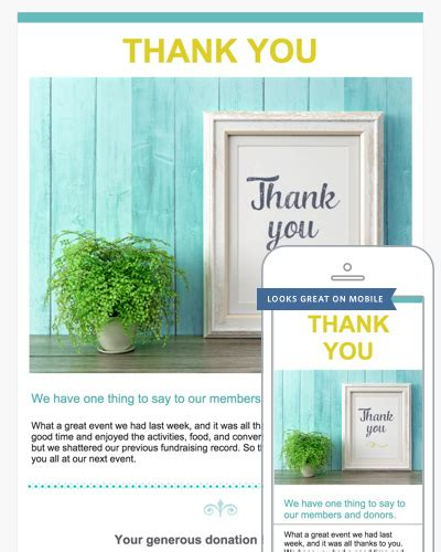 thank you email template thank you email templates constant contact