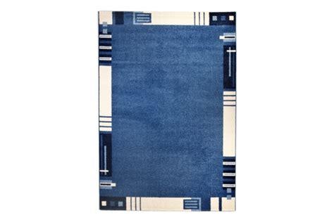 baumarkt teppich andiamo teppich chelles blau 60 x 110 cm globus